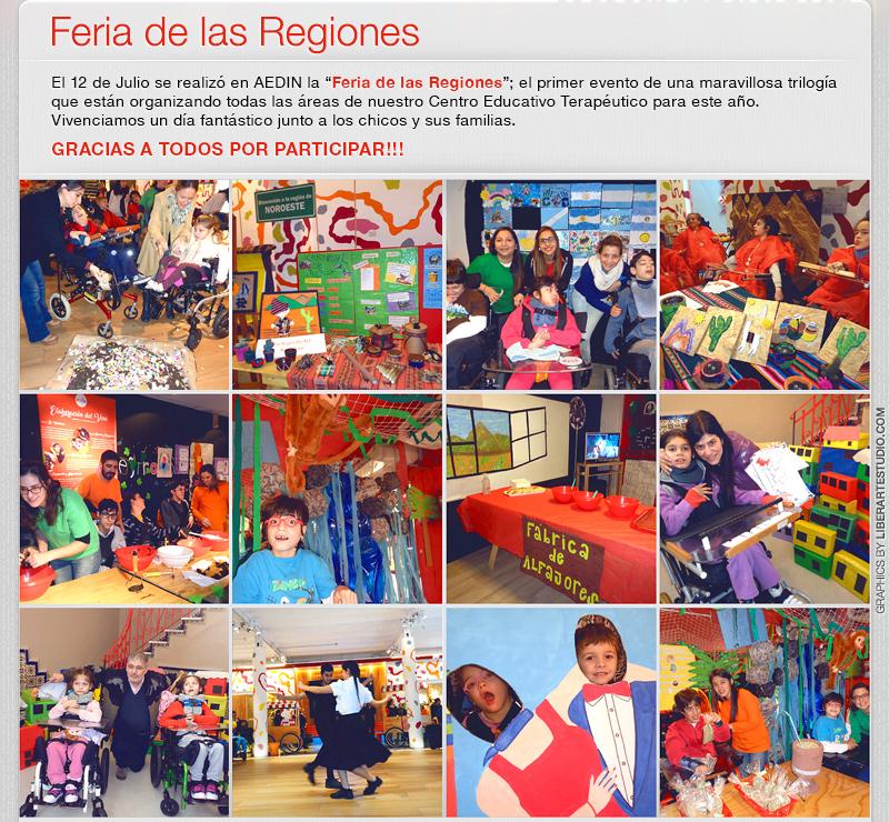 Feria de las Regiones
