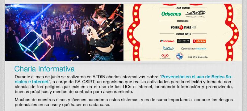 Fiesta AEDIN #8